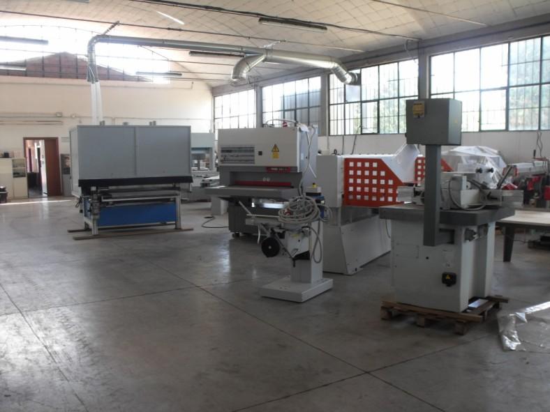 2c macchine srl macchine for Macchinari pellet usati