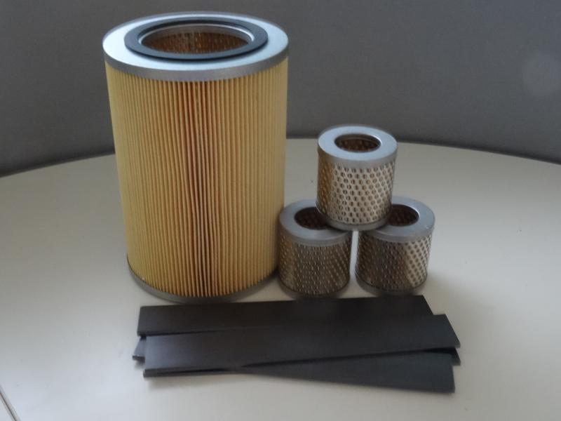 Palette e filtri pompe per centri di lavoro ricambio su for Pompe e filtri per laghetti artificiali