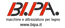 bipa woodworking machines