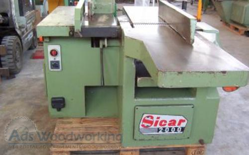 sicar woodworking machines