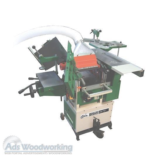 Compa macchine legno
