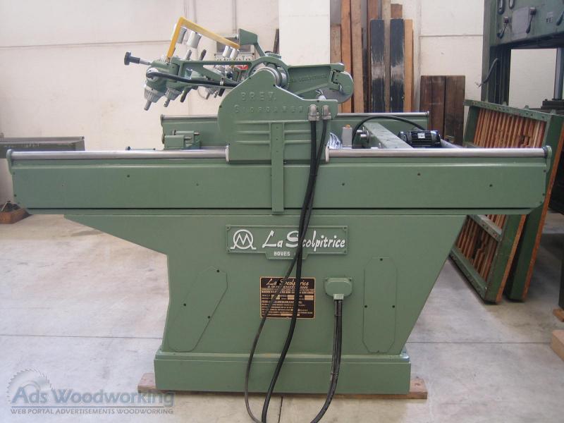 sculpter le bois la scolpitrice 4t machines à sculpter le bois la ~ Sculpter Le Bois