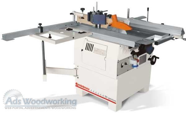 Macchine ed elettroutensili : Combinate Minimax C- CGenius