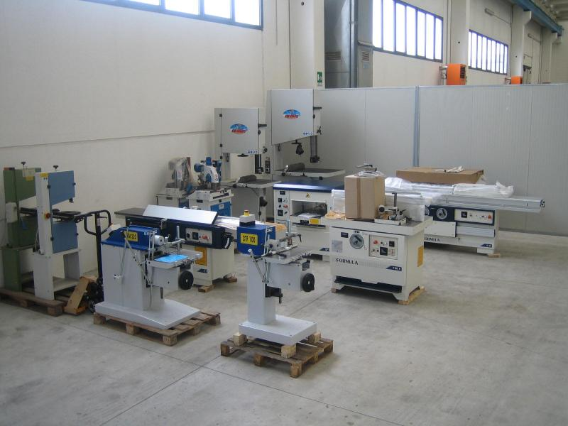 Imall Snc Second Hand Woodworking Machines For Sale Company On