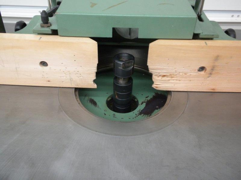 Toupie Fresatrice verticale usata CMC T1100  Macchine-Legno.com
