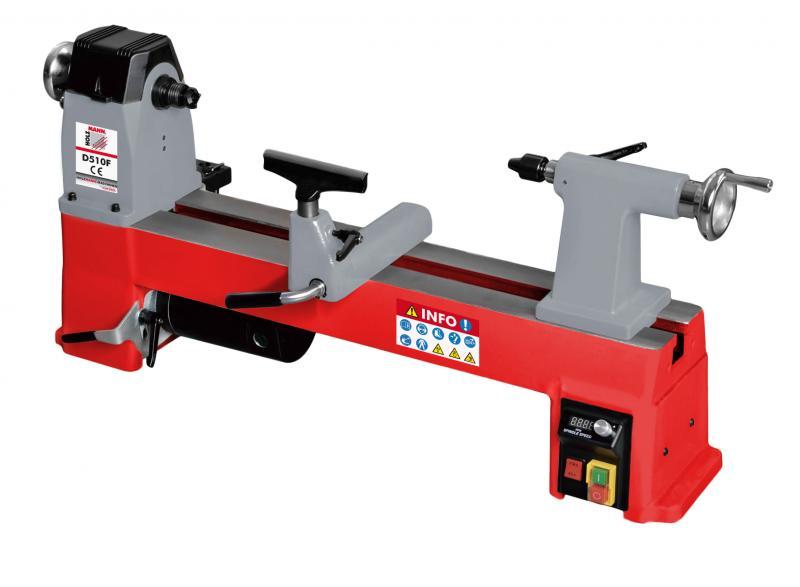 Holzmann tornio per legno d510f macchine for Costruire un tornio per legno