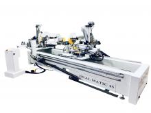 BALESTRIERIMAC - Woodworking Machinery DUAL MATIC 45