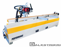BALESTRIERIMAC - Woodworking Machinery PERFORMANCE PLUS