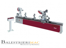 BALESTRIERIMAC - Woodworking Machinery TR 45