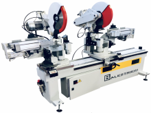 BALESTRIERIMAC - Woodworking Machinery ULTRA +45