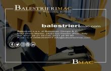 BALESTRIERIMAC - Woodworking Machinery WINDOOR PLUS