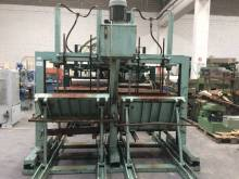 Press for bending solid wood 106X140 CM.