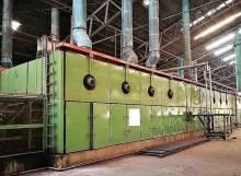 BABCOCK Babcock Continuous Dryer | Babcock essiccatoio per sfogliati | Séchoir en continu por placages
