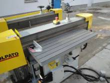 : Volpato_RCG 1200_Sanding machines for edges