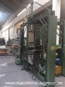 Sensational Press For Bending Solid Wood Presses On Macchine Legno Com Machost Co Dining Chair Design Ideas Machostcouk